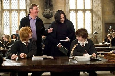 NEW 6 X 4 PHOTOGRAPH BEHIND THE SCENES HARRY POTTER 15