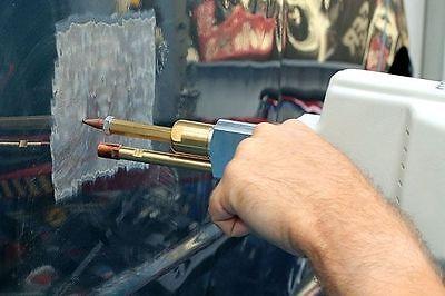Power Tec 92436 Weld Slide Dent Puller Slide Hammer Welder