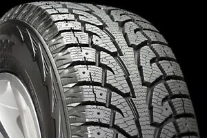 265/70R17 ARCTIC CLOW WINTER SET OF 2 USED TIRES 90%tread