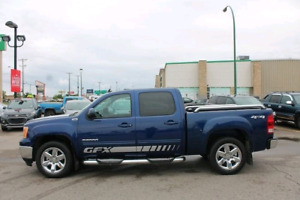 2013 GMC Sierra SLT 1500 GFX Package
