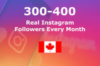 Attention Photographers: Get 400 NEW IG Followers/Month