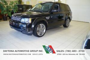 2013 Land Rover Range Rover Sport HSE LUXURY PACKAGE