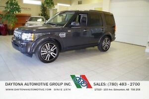 2013 Land Rover LR4 HSE LUXURY REAR DVD
