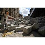 Soho CobbleStone From The Streets of New York City!