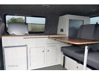 Campervan conversion £5999 vw t5 t4 transit vivaro traffic most vans