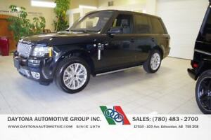 2012 Land Rover Range Rover AUTOBIOGRAPHY RARE SUPERCHARGED