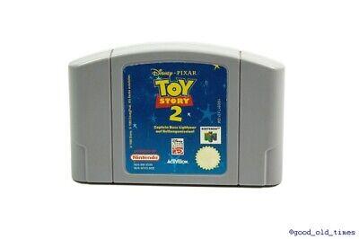 ## Disney Pixar's Toy Story 2 N64 Juego - Top ##