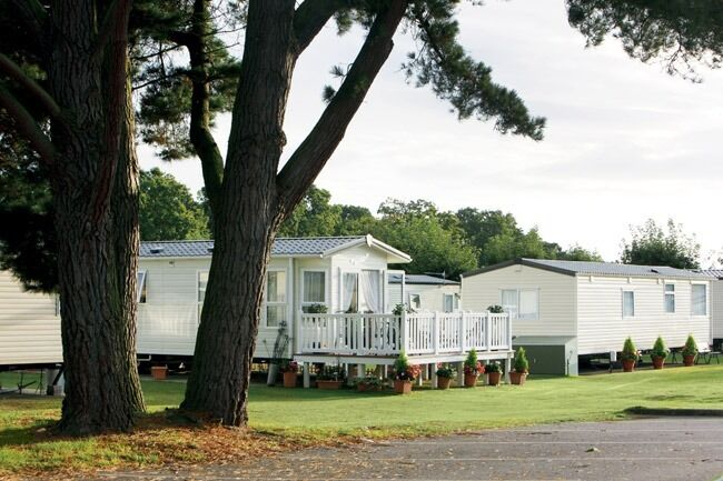 Static Caravan Holiday Home