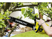 Chainsaw Tomking BRANDED 58cc 2 Stroke BIG 20'' Blade petrol chainsaw🌲latest BOX