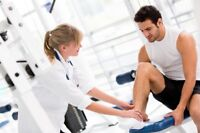 If you are looking for physiotherapy treatment.