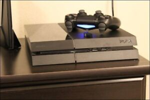 PS4 With GTA V and more!!