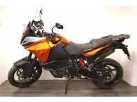 KTM 1190 Adventure - 2016 model loaded with extras!