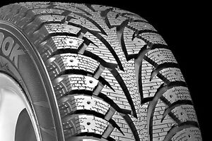 Hankook Winter iPike - LIKE NEW !!!