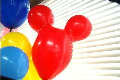 20pcs Mickey Mouse shape latex balloon Animal balloon for party decoration Toy - Mickey Mouse Decorations For Birthday