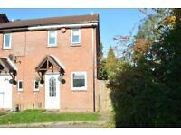 2 bed End of Terrace House, 3x Parking. Large garden. Tarrant Rd, Muscliff BH9 - To Rent