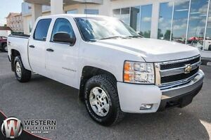 2008 Chevrolet Silverado 1500 LT 4x4 Crew Cab 5.75 ft. box 143.5