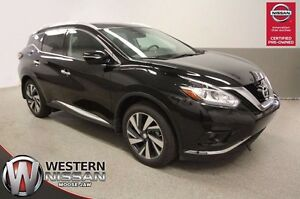 2015 Nissan Murano -Platinum - AWD - Dealer Demo