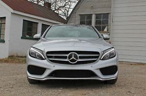 ✅•●• 2015 Mercedes-Benz C400 4MATIC Sport ☀✶☀✶☀✶