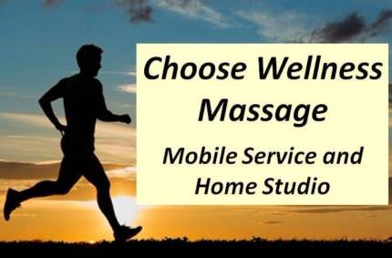 Mobile and Home Studio Massage - open 7 days till 9pm