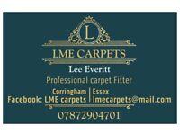 Professional Carpet Fitter
