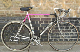 Racing bike CONCORDE with COLUMBUS frame 22inch, CINELLI, MAVIC, Shimano RX100, serviced, WARRANTY