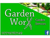 Gardening and landscape, man with van cheap prices. Fencing . Power washing . Patios. Decking