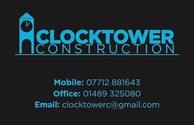 Clock tower Construction Ltd