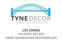 Tyne decor painting contractor