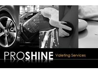 Part Time Car Valeter Required - Fully Employed Position