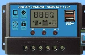 20A Solar regulator Digital display Wangara Wanneroo Area Preview