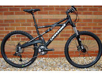 Reward cannondale prophet stolen same as this but with white fox forks and mavic cross land wheels