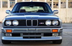 *CA$H IN HAND$*BMW M3 E30 BETWEEN 1984-1992 *ANY CONDITIONS*