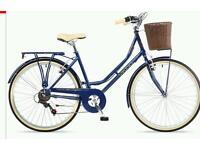 Wanted ladies raleigh shopper bike