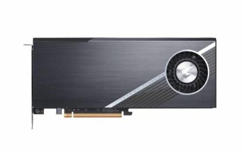 Gigabyte GC-4XM2G4 AORUS Gen4 AIC Adapter PCIe 4.0 M.2 SSD Card (BX61519)