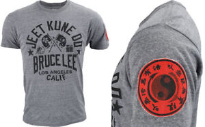 Roots of Fight Bruce Lee Classic JKD T-Shirt