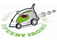 Speedy Irons - ironing service