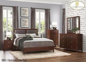 5PC BEDROOM SET MODEL 1855