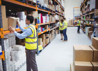 Warehouse Workers Wanted!