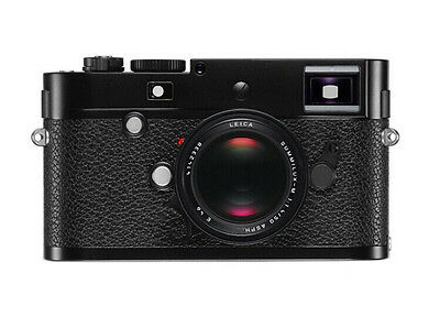 Brand New Leica Black M240-P Digital Rangefinder Camera #10773 M-P