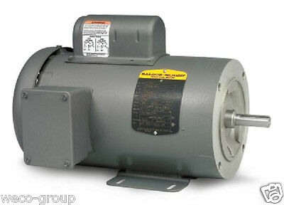 Cl3510 1 Hp 1725 Rpm New Baldor Electric Motor
