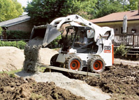 Bobcat and landscape service. Serving all of the GTA !