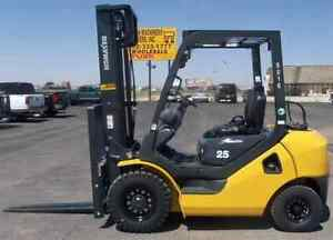 Forklift service,parts,sales,rentals Revelstoke British Columbia image 1