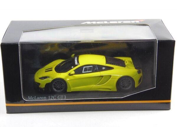 McLaren 12C GT3 Street (yellow) 2012