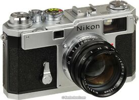 Looking for a Nikon S/SP rangefinder film camera