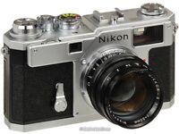 Looking for a Nikon S/SP rangefinder film camera