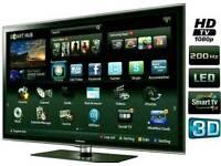 SWAP SAMSUNG SMART 3D TV PLUS CASH SEE DESCRIPTION