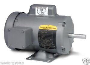 l3353 13 hp 1725 rpm new baldor electric motor