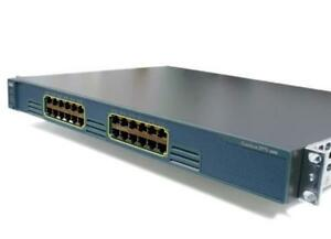 Cisco Catalyst 2970 - 2nd Hand - Great for LABS - CCNA