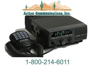 New Bendix King Dmh5992x P25 Vhf 136-174 Mhz 50 Watt 400 Ch Dtmfprog Mic