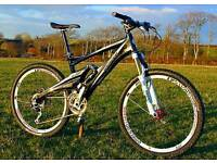 Whyte E-120 carbon mtb mountain bike